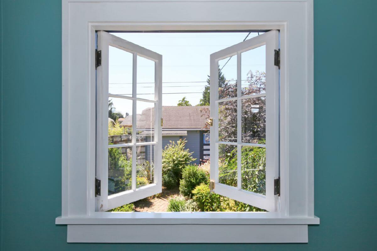 Aluminium Window Casement Stoke
