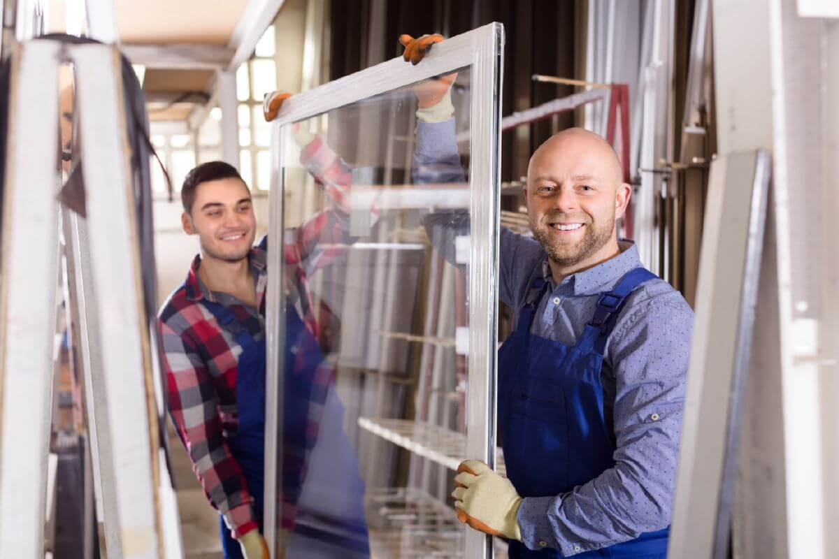 Aluminium Window Repairs Stoke